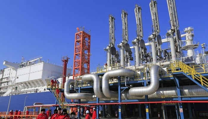 Поставки природного газа по TANAP достигнут 1 млрд кубометров к концу года
