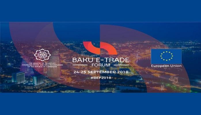 Форум по электронной торговле пройдет в Баку в конце сентября