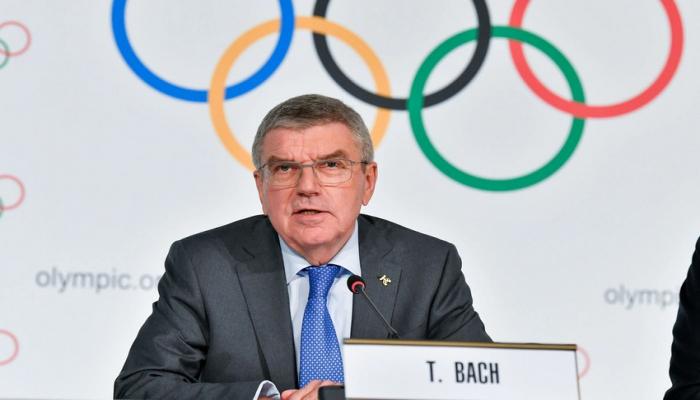 """IOC prezidenti: """"Olimpiada peyvəndsiz də keçirilə bilər"""""""