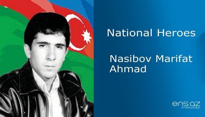 Nasibov Marifat Ahmad