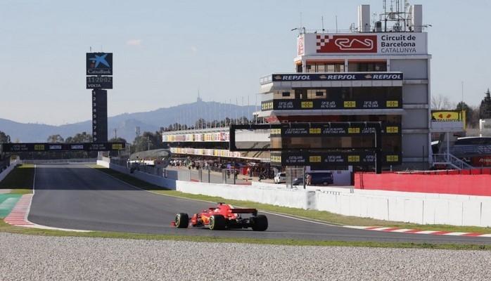 Стало известно расписание предсезонных тестов Формулы 1 2019 года