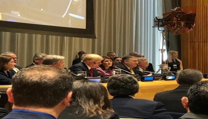Глава МИД Азербайджана принял участие на конференции ООН по борьбе с наркотиками