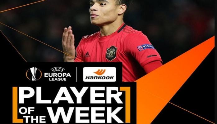 Лига Европы: 18-летний нападающий признан лучшим игроком недели