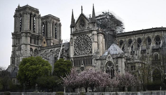 Архитектор назвал стоимость восстановления собора Парижской Богоматери