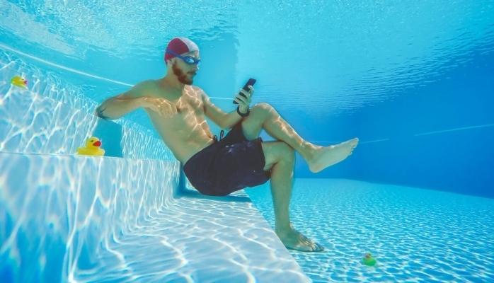"""Artıq """"Wi Fi""""-dan su altında da istifadə edə biləcəyik"""