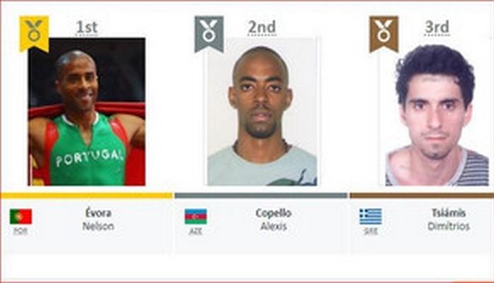 Azərbaycan atleti Avropa çempionatında gümüş medal qazanıb