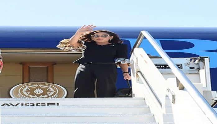 Официальный визит Первого вице-президента Азербайджана Мехрибан Алиевой в Италию завершен