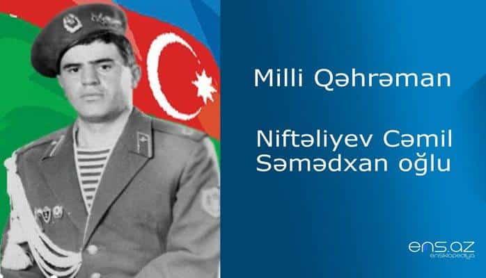 Cəmil Niftəliyev Səmədxan oğlu