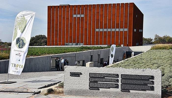 """Troya Müzesi """"Avrupa Yılın Müzesi"""" adayı oldu"""