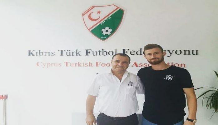 Азербайджанский футболист будет играть в Северном Кипре