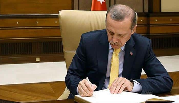 Erdoğan'ın imzasıyla yayımlandı; 2 ilde acele kamulaştırma kararı