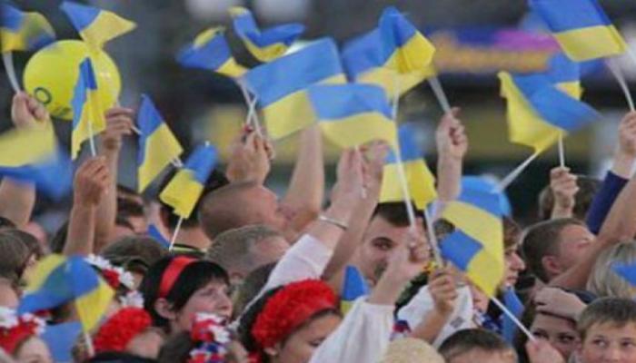 Ukrayna əhalisi azalmaqda davam edir