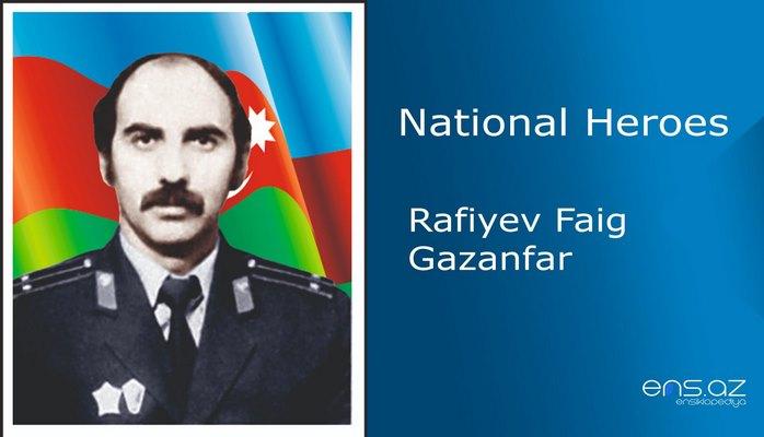 Rafiyev Faig Gazanfar