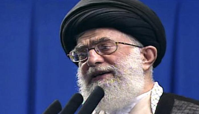 Xamneyi: ABŞ İranda quruluşu dəyişə bilməyəcək