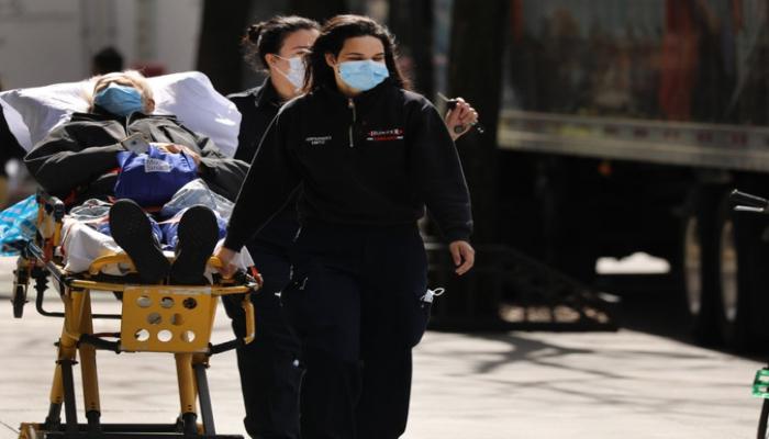 В США за сутки выявили более 24 тыс. случаев заражения коронавирусом