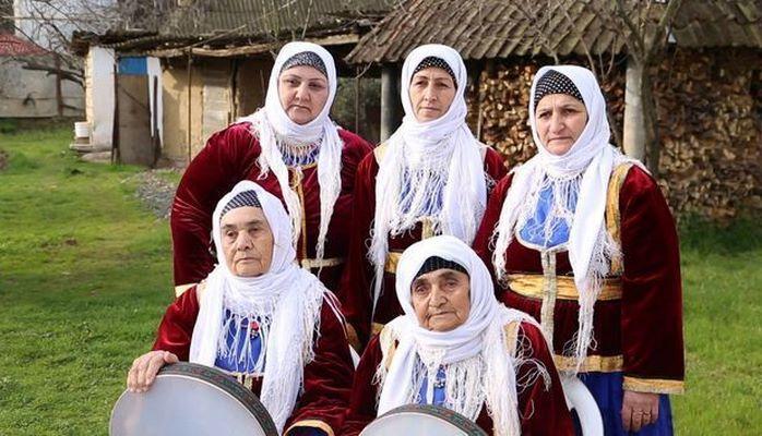 «Бурановские бабушки» Азербайджана