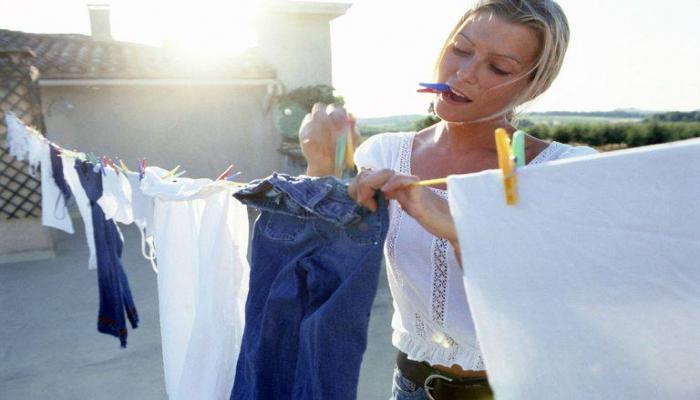 Как часто следует стирать джинсы?