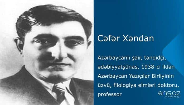 Cəfər Xəndan