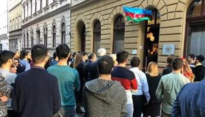 В Венгрии открылся Дом Азербайджана