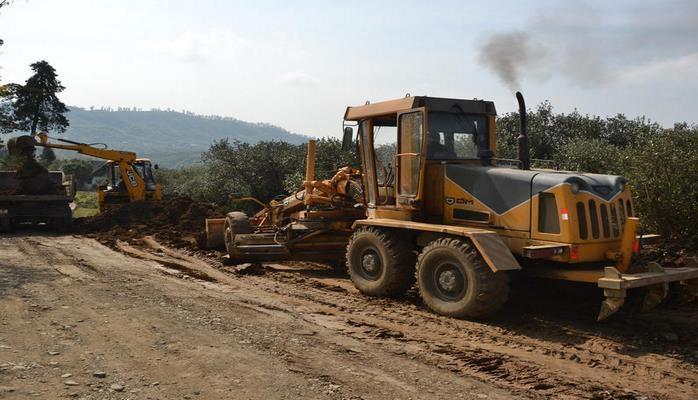 Astarada turizm əhəmiyyətli avtomobil yolunun inşası başa çatır