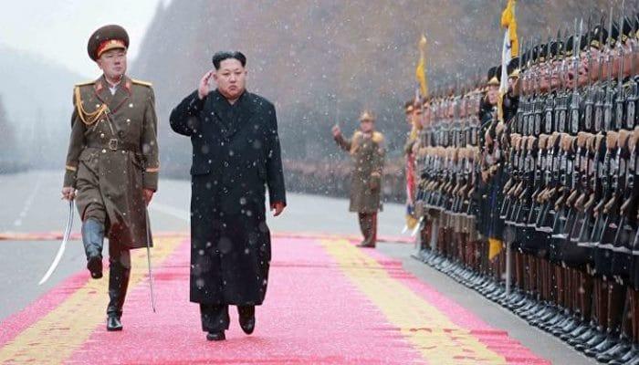 Северная Корея заявляет, что у них нет ни одного случая заражения коронавирусом