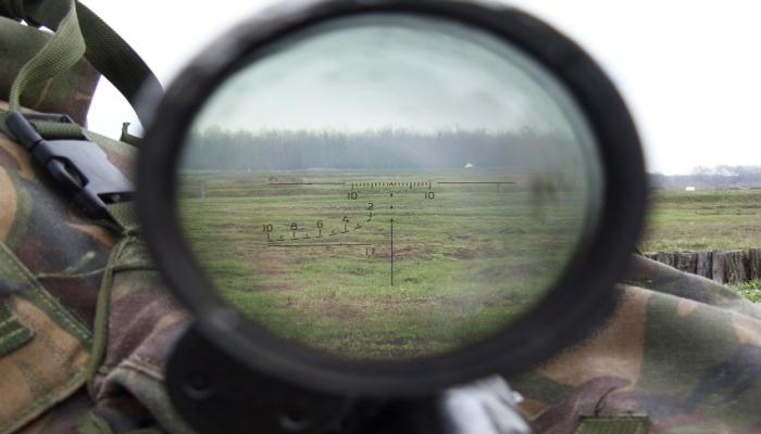 Армения нарушила перемирие используя крупнокалиберное оружие