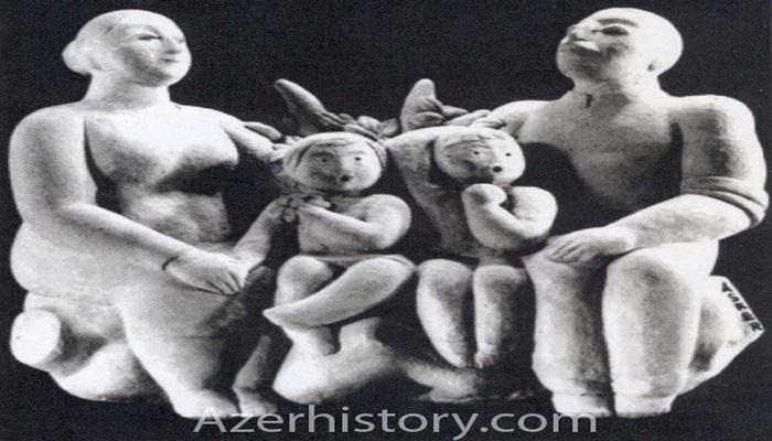 Скульптуры и керамические работы азербайджанского мастера А.Аскерова (ФОТО)
