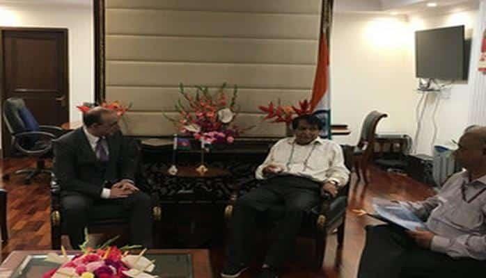 Азербайджан и Индия обсудили вопросы экономического сотрудничества