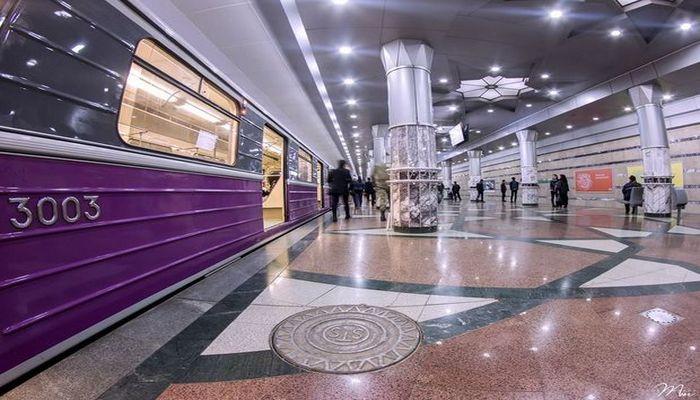 Metroda sərnişin sıxlığı ilə bağlı AÇIQLAMA