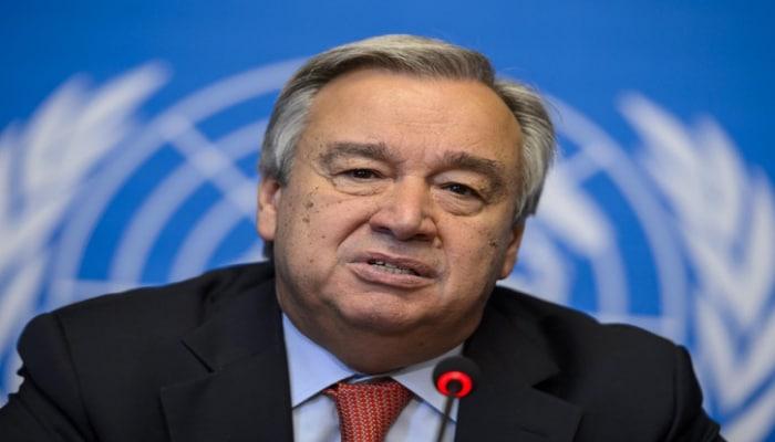 Генсек ООН обратился к медработникам