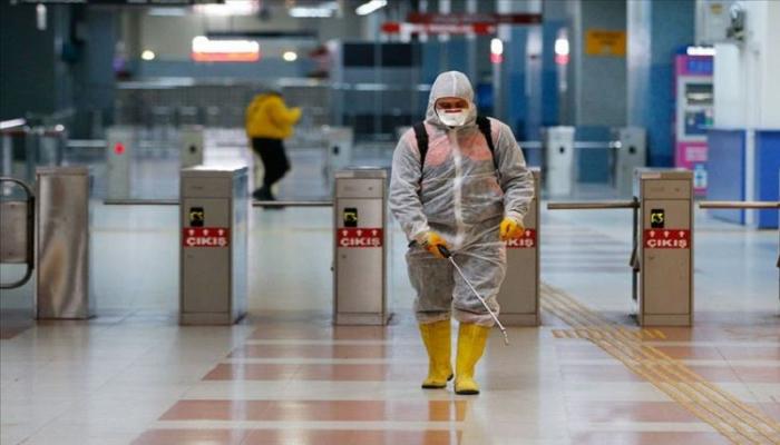 Türkiyədə koronavirusdan daha 30 nəfər ölüb