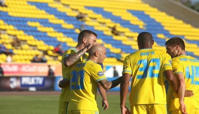 Azərbaycan millisinin futbolçusu Qazaxıstan çempionu olub