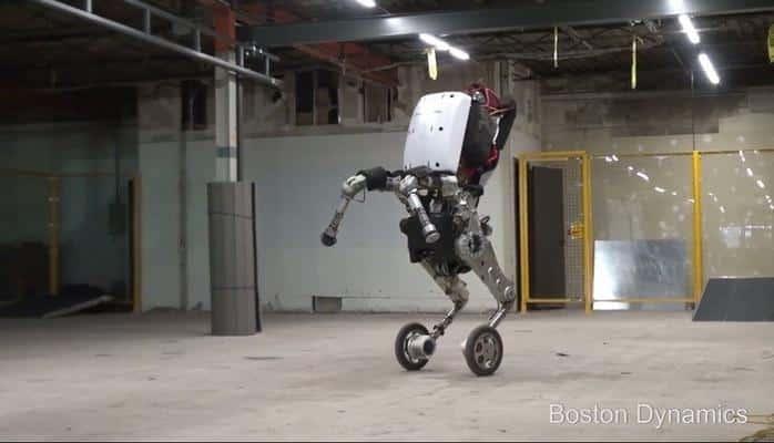 Amerika şirkəti Boston Dynamics özünün SpotMini robot itlərini 2019-cu ildə satmağa başlayacaq