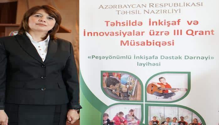 """""""Peşəyönümlü İnkişafa Dəstək Dərnəyi"""" layihəsinin açılış tədbiri keçirilib"""