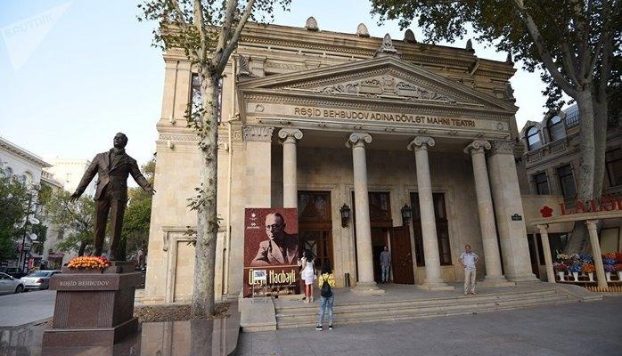 """""""Легенды осени"""" соберут в Баку гостей из стран региона"""