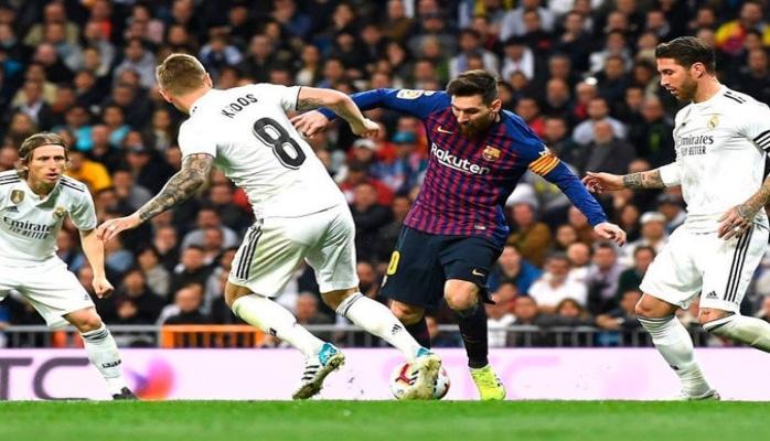 Уточнена дата матча 'Барселона' - 'Реал'
