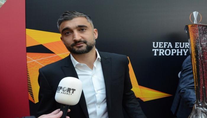 """Aleksandr Səmədov: """"Bizi Bakıda möhtəşəm tədbir və möhtəşəm oyun gözləyir"""""""