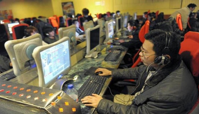 В Китае заблокировано 4 тысячи сайтов