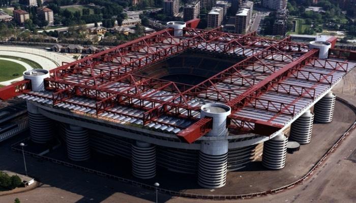 Стадион 'Милана' и 'Интера' будет снесен