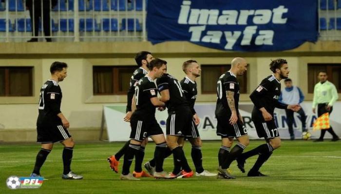 «Карабах» разгромил «Сумгайыт»