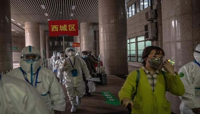 В Китае за сутки ни один человек не умер от коронавируса