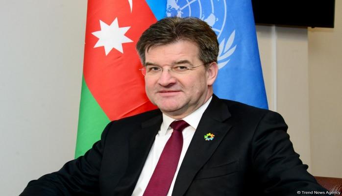 Глава МИД Словакии посетит Баку