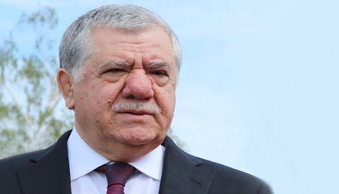 Abbas Abbasov da saxlanıldı