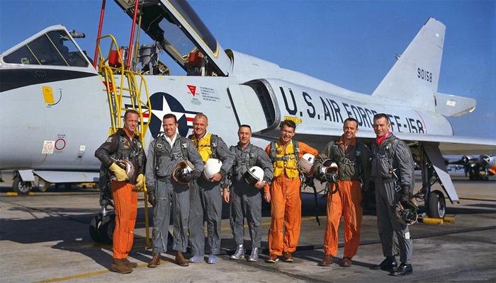 ABD'nin İlk Astronotları: Merkür Yedilisi (Mercury Seven)