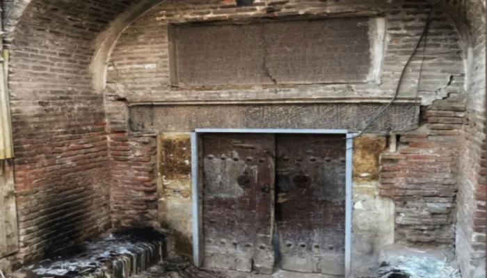 Azərbaycanın 600 illik tarixi abidəsi yandırıldı