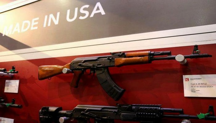 ABŞ-da səssiz Kalaşnikov avtomatı  düzəltdilər