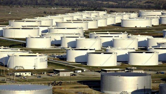 ABŞ-ın neft ehtiyatı bir həftədə 7 milyon 544 min barrel artıb