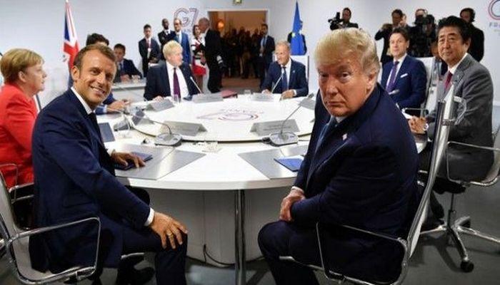 ABŞ Rusiyanın G8-ə qayıtmasına qarşı çıxdı