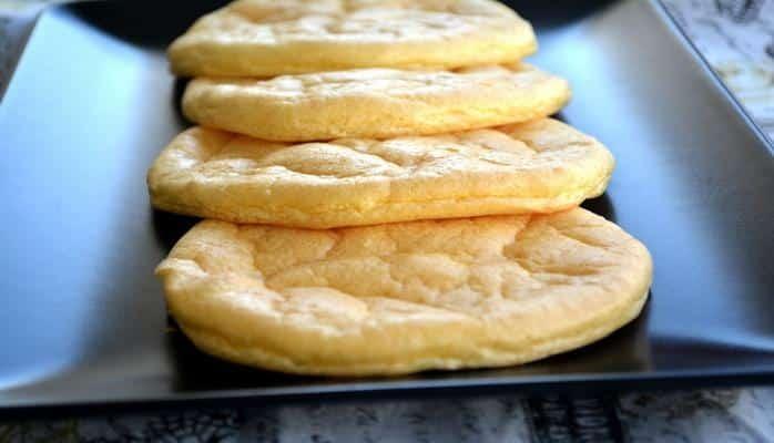 Unsuz Ekmek: Oopsie Ekmeği Tarifi