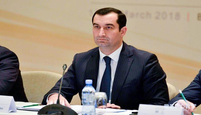 Обнародован результат теста на коронавирус главы ИВ Шамахинского района